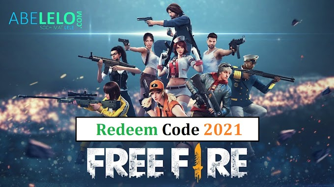 Garena Free Fire Redeem Codes January 2021 -  FF Reward Released Today