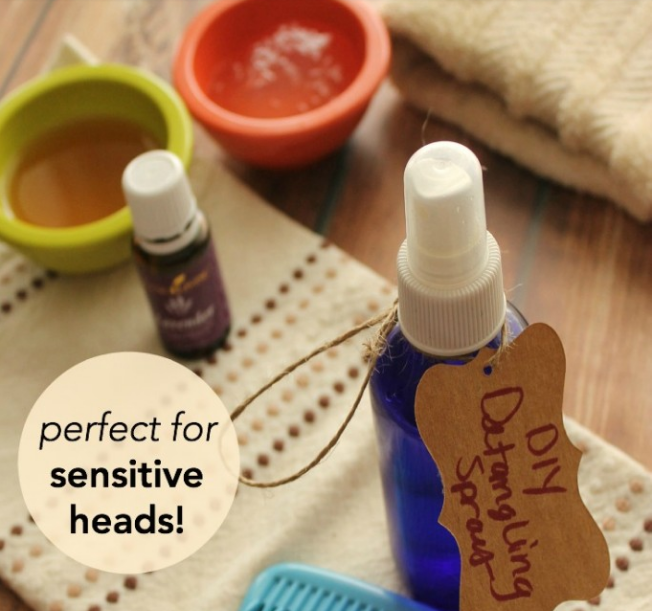 Φτιάξτε το δικό σας σπρέι για να ξεμπερδεύετε εύκολα με τα μαλλιά σας!