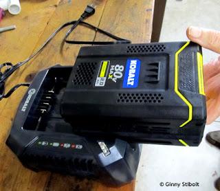 Umzug in batteriebetriebene Werkzeuge
