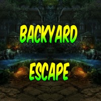 8BGames Backyard Escape W…