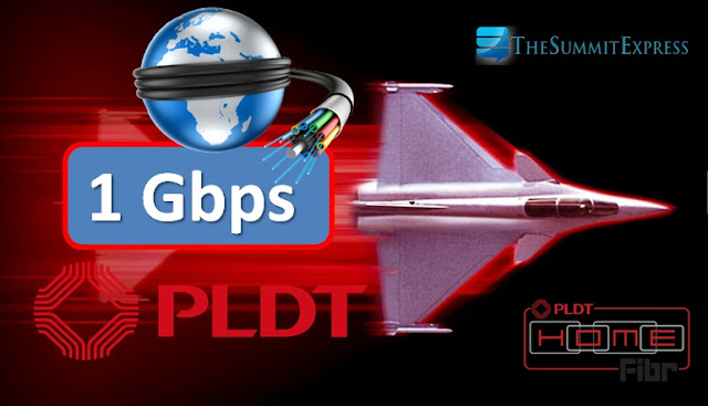 PLDT launches Philippines' first-ever, fastest broadband plan at 1Gbps