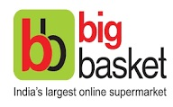Big Basket Offer - Get 20% discount on orders above Rs. 1000