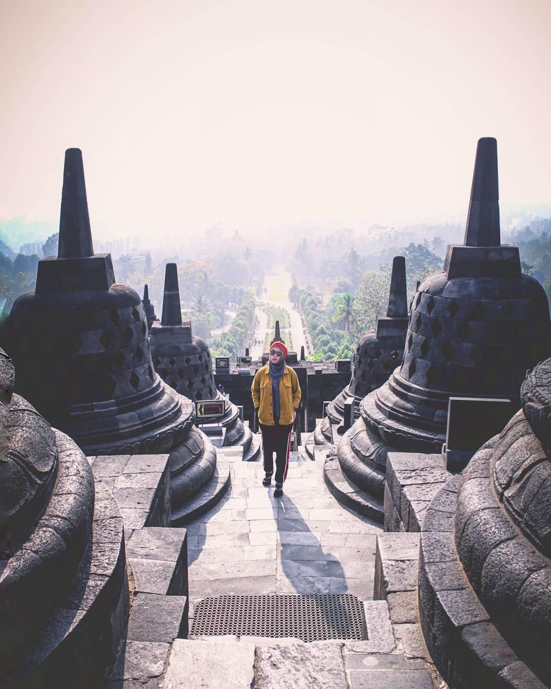Kesimpulan Candi Borobudur