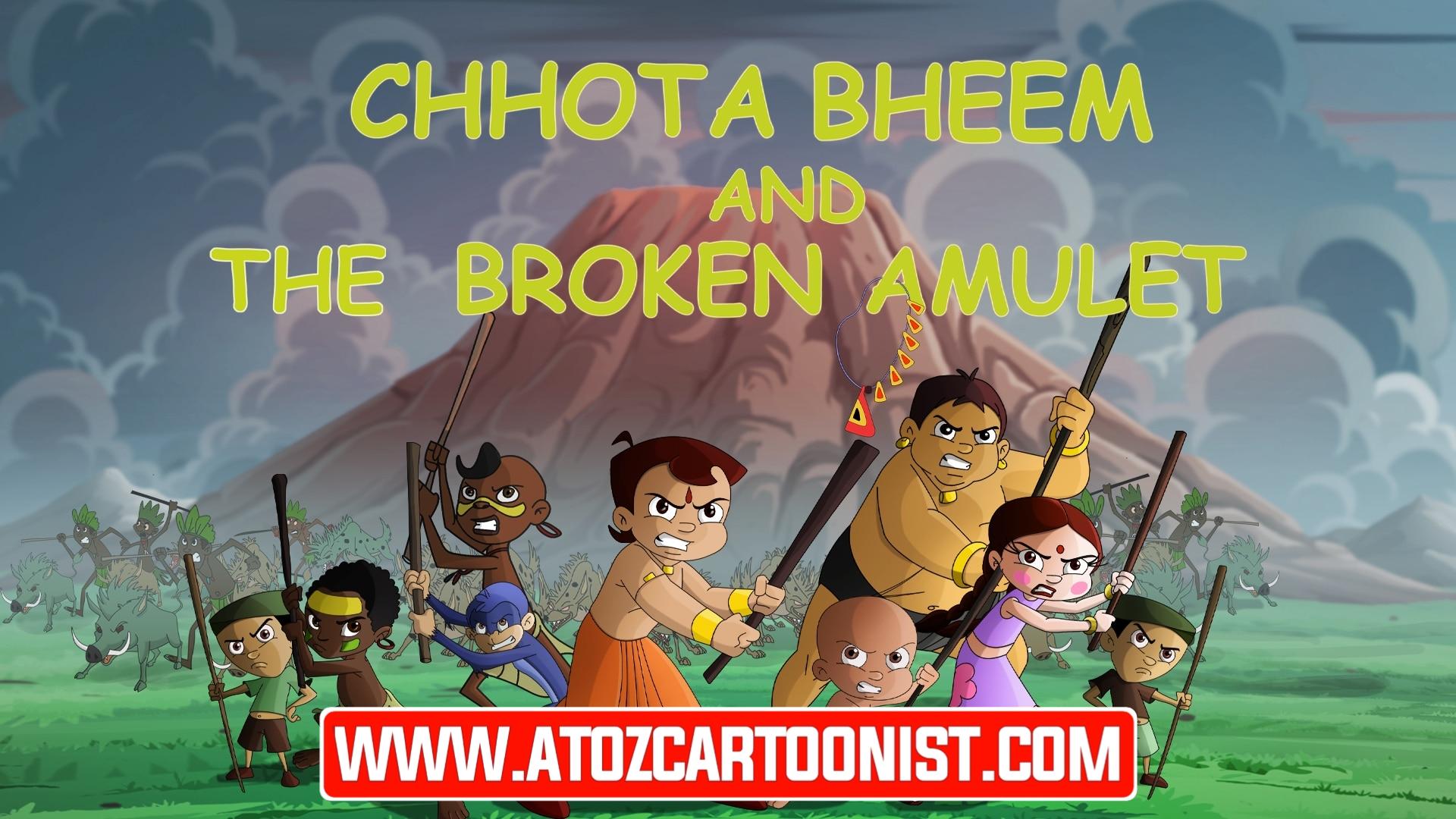 CHHOTA BHEEM IN JUNGLEE KABEELA (THE BROKEN AMULET) FULL MOVIE IN HINDI – TAMIL – TELUGU DOWNLOAD (480P, 720P & 1080P)