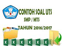 Download Contoh Soal UTS SD, SMP dan SMA Tahun 2017/2018