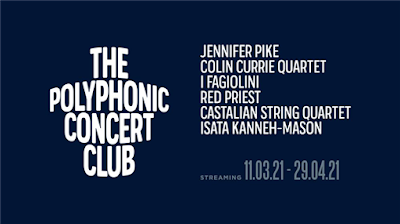 The Polyphonic Concert Club: a new joint venture from St George's Bristol, The Stoller Hall, Manchester and The National Centre for Early Music, York