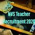 NVS में शिक्षक और लाइब्रेरियन पदों के लिए भर्तियाँ, देखें शिक्षक पात्रता, वेतन, आवेदन लिंक और अन्य विवरण