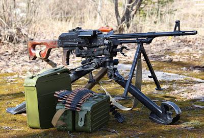 ПКС пулемет Калашникова станковый индекс 6П6