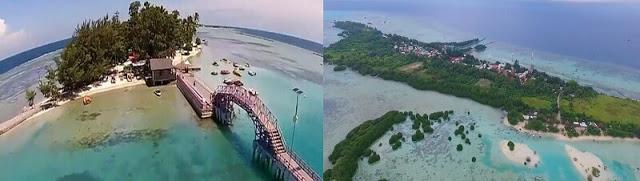 Gambar Mengenal Pulau Seribu Sebagai Wisata Jakarta