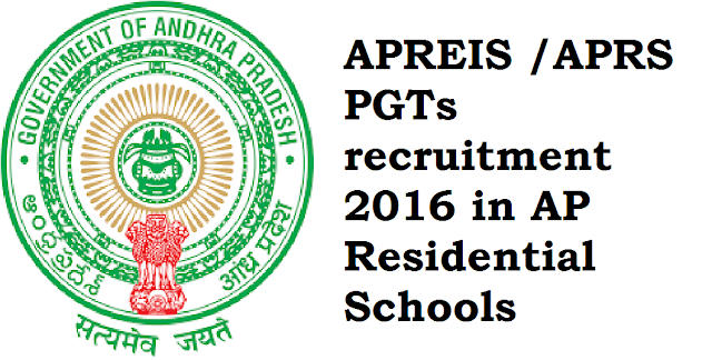 AP Residential Posts|Application Form|APREIS Recruitment 2016| Contact Jobs| job notification| Lecturer Librarian Posts PET PGT Staff Nurse TGT |APREIS Recruitment 2016 AP Residential Lecturer, PGT, TGT, PET, Staff Nurse, Librarian Posts Application/2016/06/apreis-recruitment-2016-ap-residential-posts-PGT-TGT-nurse-application-selection.html