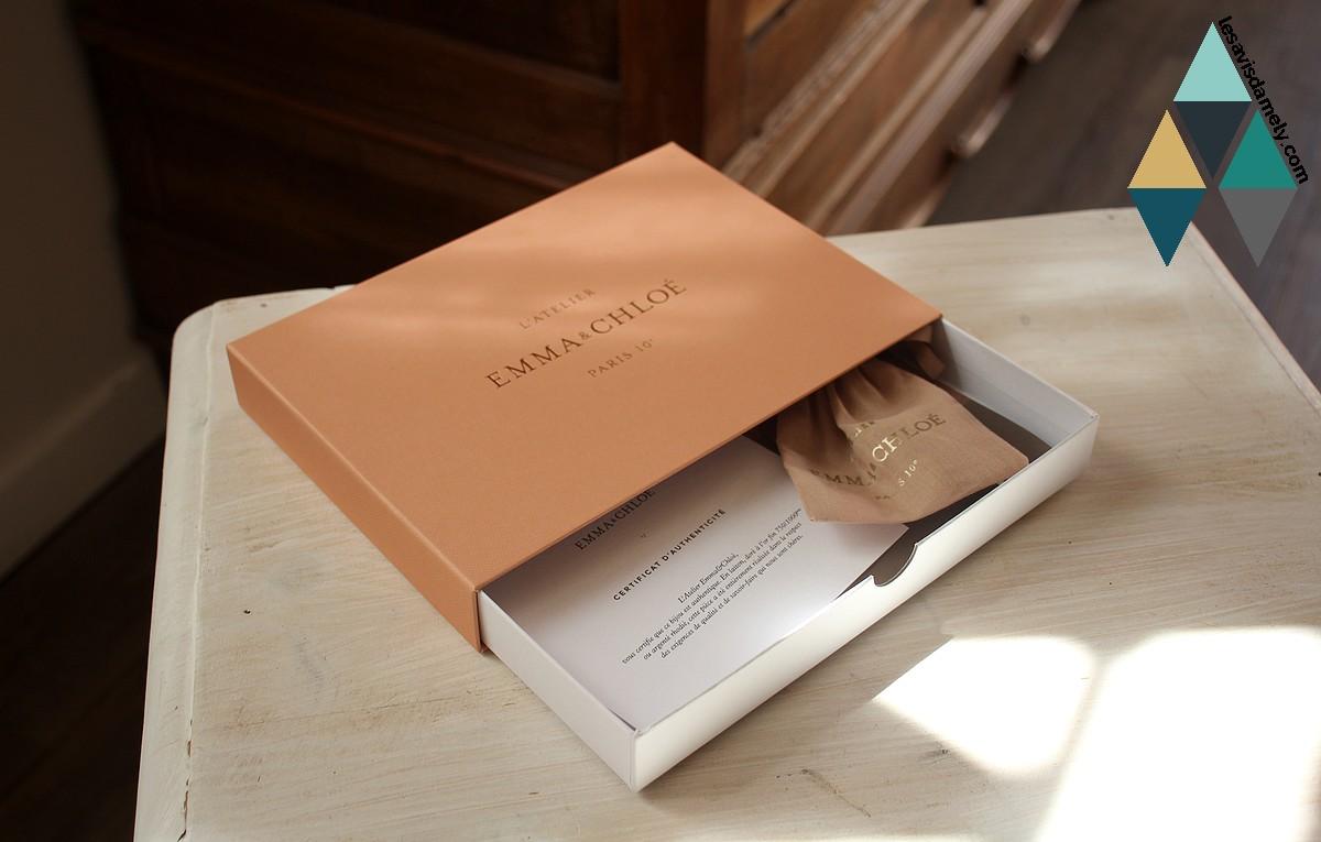 revue beauté box bijoux code promo mensuelle emma et chloé