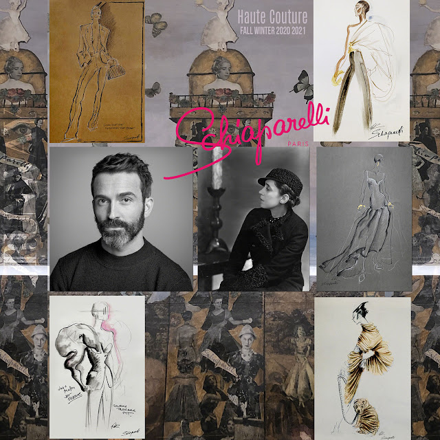 Schiaparelli Haute Couture Fall-Winter 2020-2021 Paris by RUNWAY MAGAZINE
