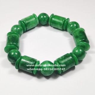 Gelang Giok Jadeite Jade ZP1103