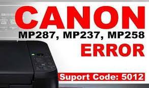 Cara Mengatasi Error E05 Pada Printer Canon Mp258 Dan Mp287