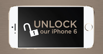 unlock cho iphone