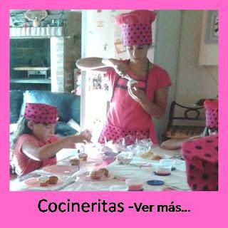 animacion de cuñpleaños cocineritas