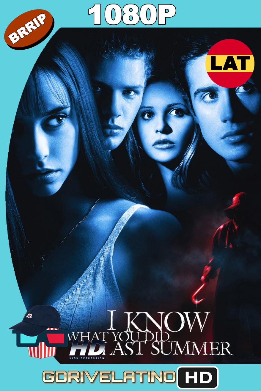 Sé lo que Hicieron el Verano Pasado (1997) BRRip 1080p Latino-Ingles MKV