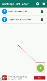Cara Mengunci Pesan Chat Whatsapp Rahasia