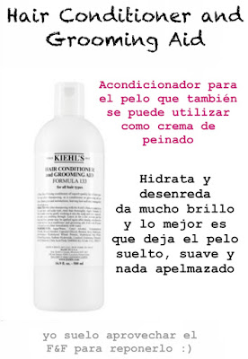 acondicionador kiehls opinion