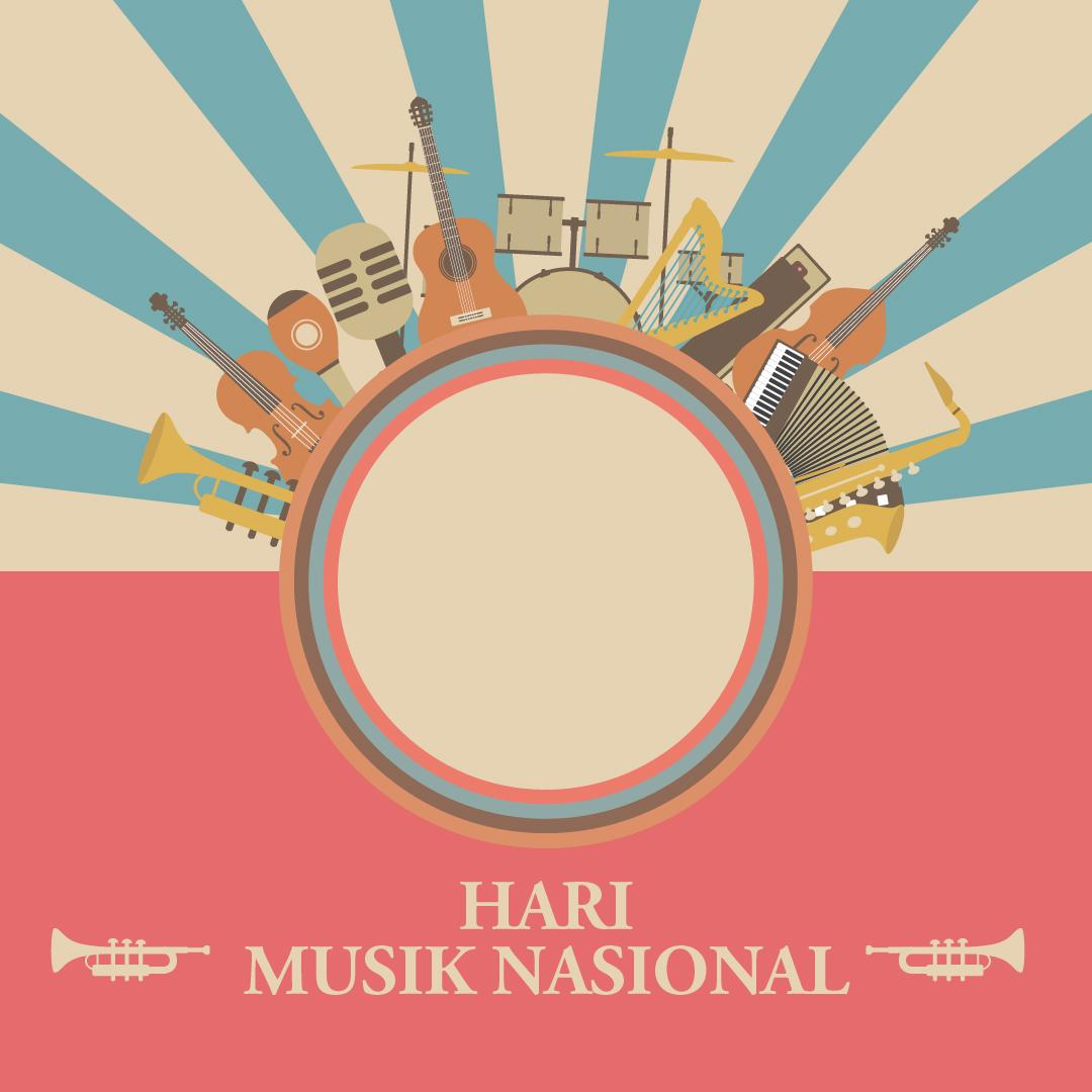 Gambar Ucapan Hari Musik Nasional 02