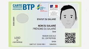 La carte professionnelle BTP est maintenant obligatoire . dans ACTUALITE Carte_BTP