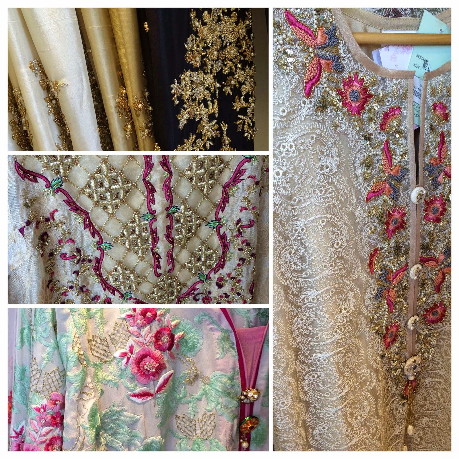 wedding wear Zara Shahjahan Store Karachi