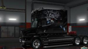 Scania T Longline Kosmolet Skin