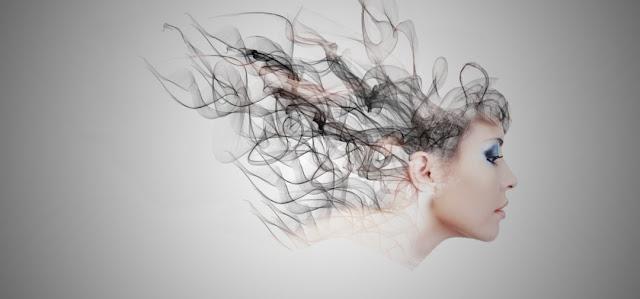 Dispersion smoke effect Photoshop tutorials