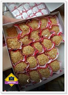 Kue Mochi gemini semarang