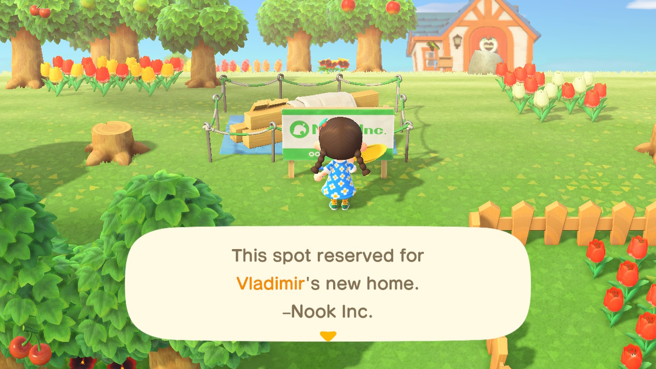 Animal Crossing New Horizons: A New Villager Arrives ...