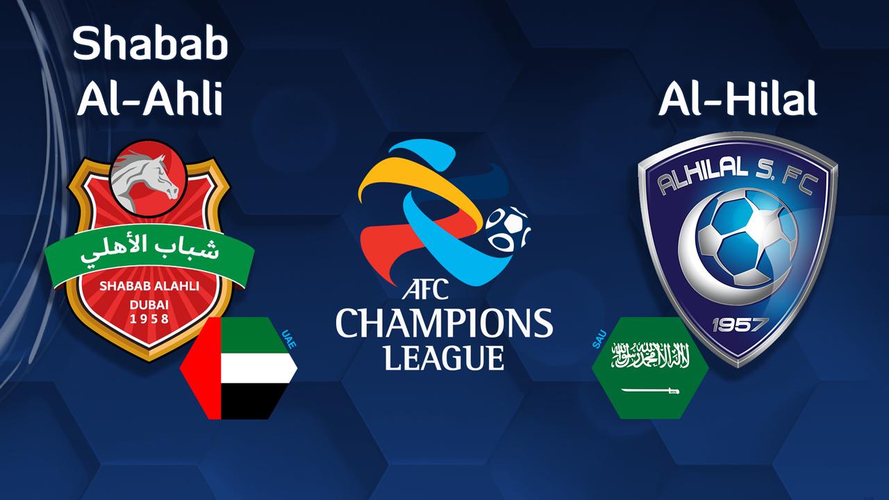 مشاهدة مباراة الهلال ضد شباب اهلي دبي اليوم 30-04-2021 بث مباشر في دوري أبطال أسيا