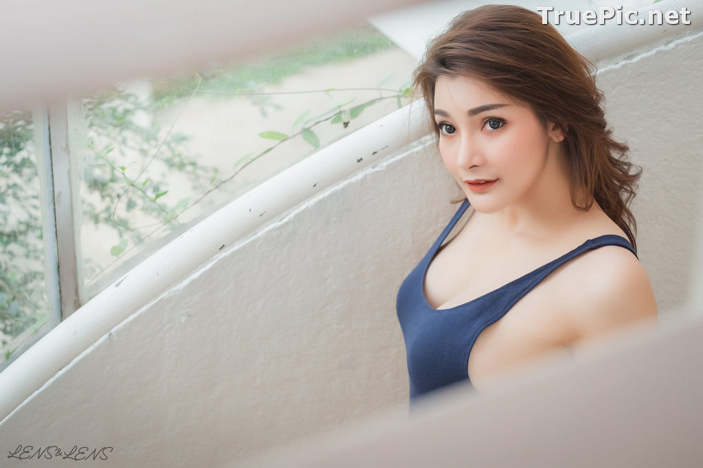 Image Thailand Model - Porntapawee Sripreserth - Concept Sexy One Piece - TruePic.net - Picture-10