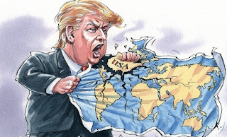 The Trumpian Threat To The Global Order