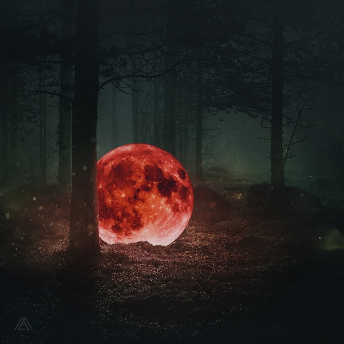 MAKTUB – Red Moon : The Piano Forest – Single