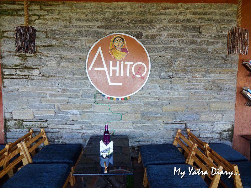 Lovely cafe Alhito Kasar Devi Uttarakhand