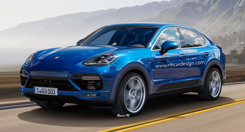 Is A Bmw X6 Rivaling Cayenne Coupe One Step Too Far For Porsche
