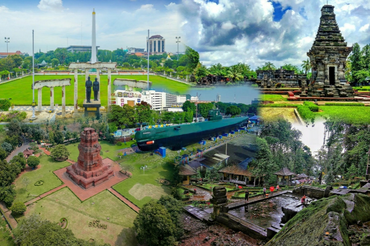 Rekomendasi wisata bersejarah Monumen Panglima Besar Jenderal Soedirman Surabaya