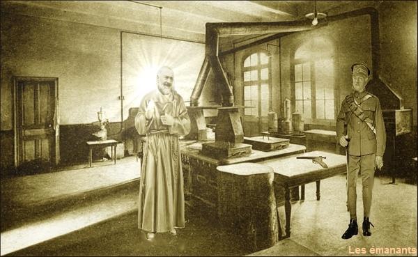 bilocation du Padre Pio