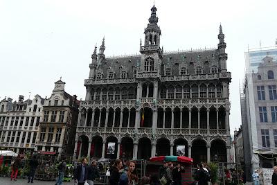 Séjour gourmand en Belgique Dans la cuisine d'Hilary