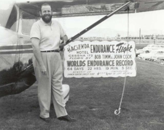 الرقم القياسي لاطول رحلة طيران مستمرة في التاريخ