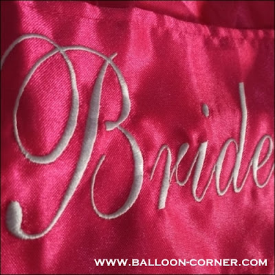 Selempang BRIDE TO BE / Sash BRIDE TO BE (Murah)