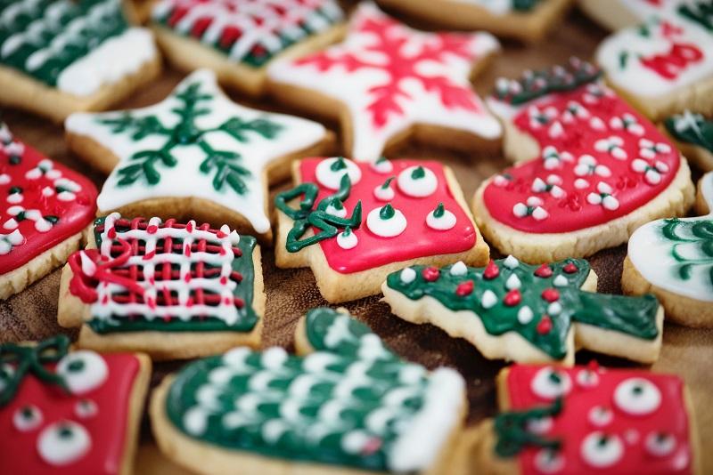 Idee dal web per feste bambini a tema Christmas Party
