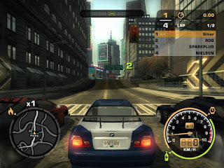 NFS - Most Wanted (2005) Full Game Download