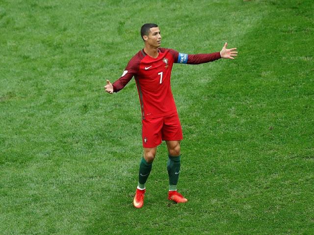 Simak Soal Masa Depan Ronaldo, Ronaldo Mengatakan...