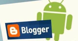 приложение Блоггер