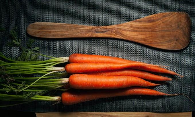 La zanahoria: un alimento de temporada y muy saludable