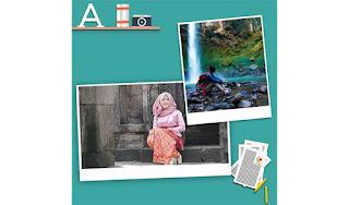 Cara Membuat Foto Polaroid Paling Praktis  Cara Membuat Foto Polaroid Di Photosop Paling Mudah