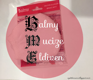 Balmy Mucize Eldiven | Magic Mitt