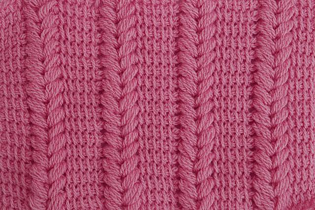 5 - Crochet Imagen Puntada a crochet tunecina por Majovel Crochet
