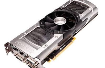 Nvidia GeForce GTX 690 ドライバーのダウンロード